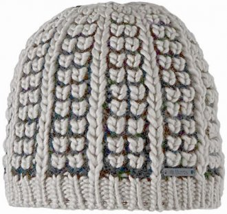 Barts Aiko Beanie (heather grey)