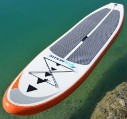 Viamare SUP Board 330 orange - deska SUP pompowana