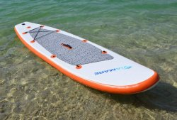 Viamare SUP Board 300 orange - deska SUP pompowana