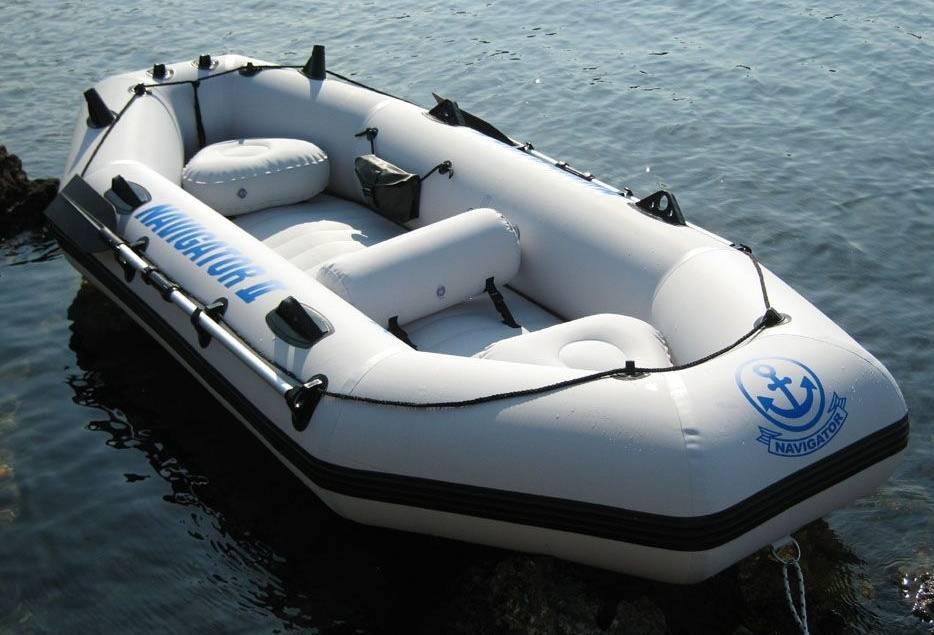 лодка навигатор